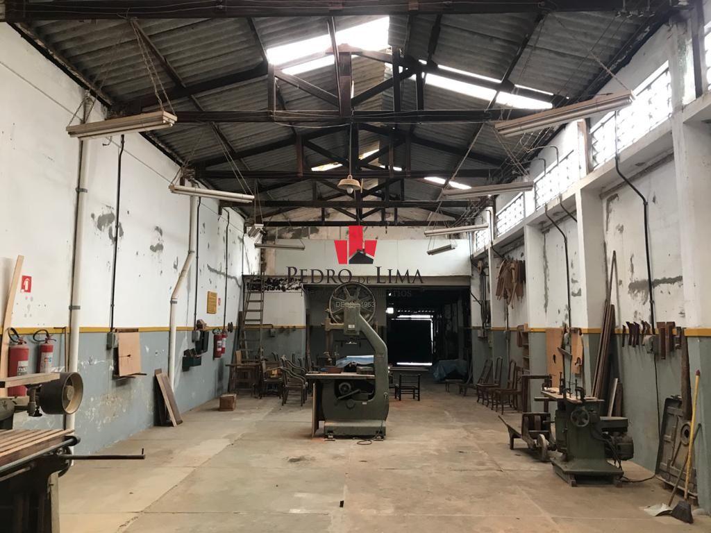 Galpão Comercial para Venda - Vila Siqueira (Zona Leste)