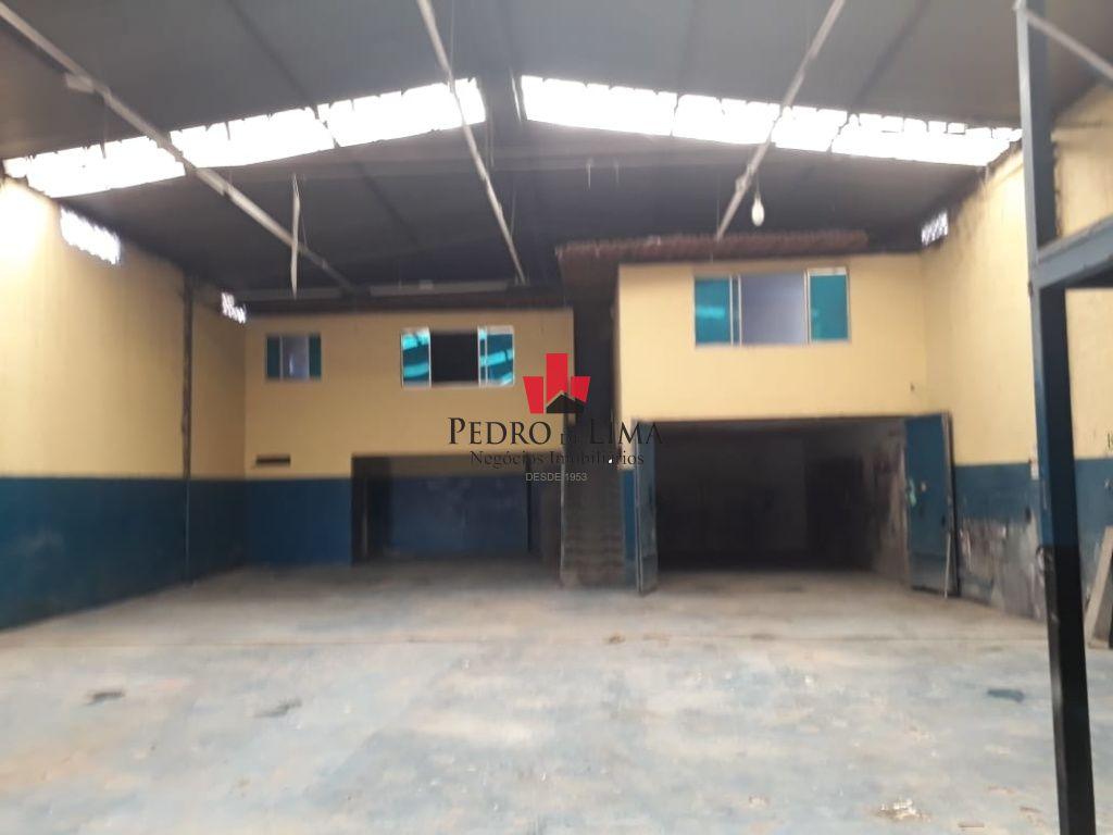 Galpão Comercial para Locação - Vila Curuçá