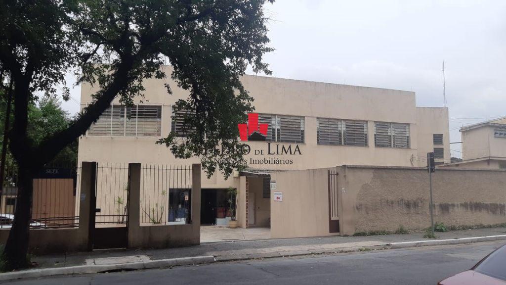 Galpão Industrial para Venda - Vila Ribeiro de Barros