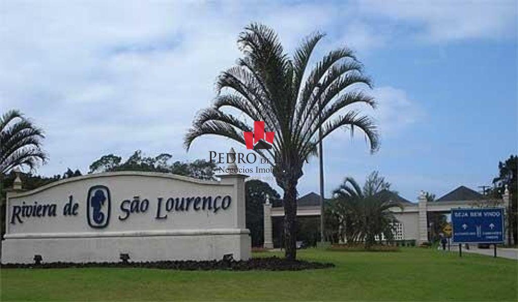 Terreno para Venda - Riviera de São Lourenço