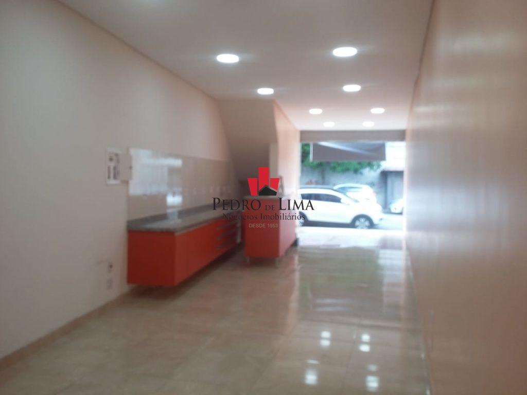 Salão Comercial para Locação - Alto da Mooca