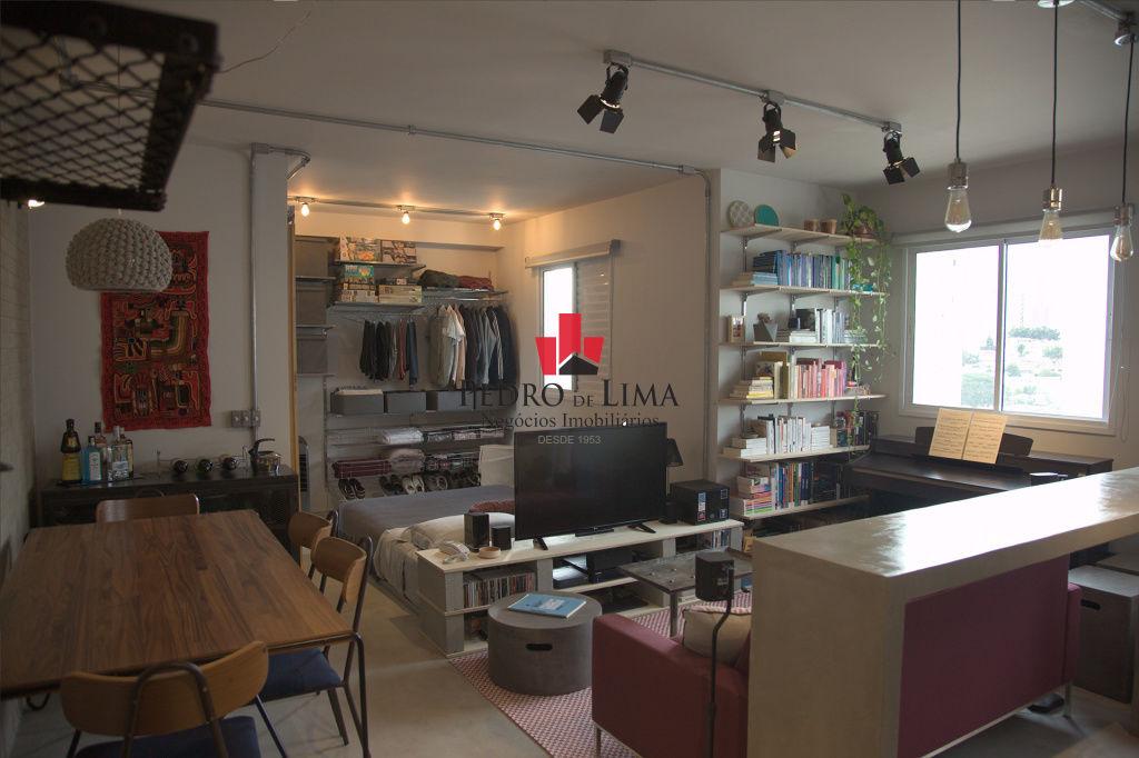 Apartamento Studio para Venda - Quinta da Paineira