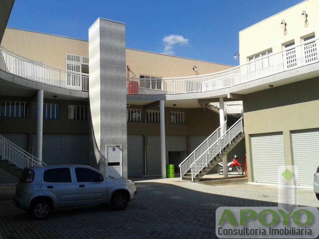 Salão Comercial para Locação - Campo Grande