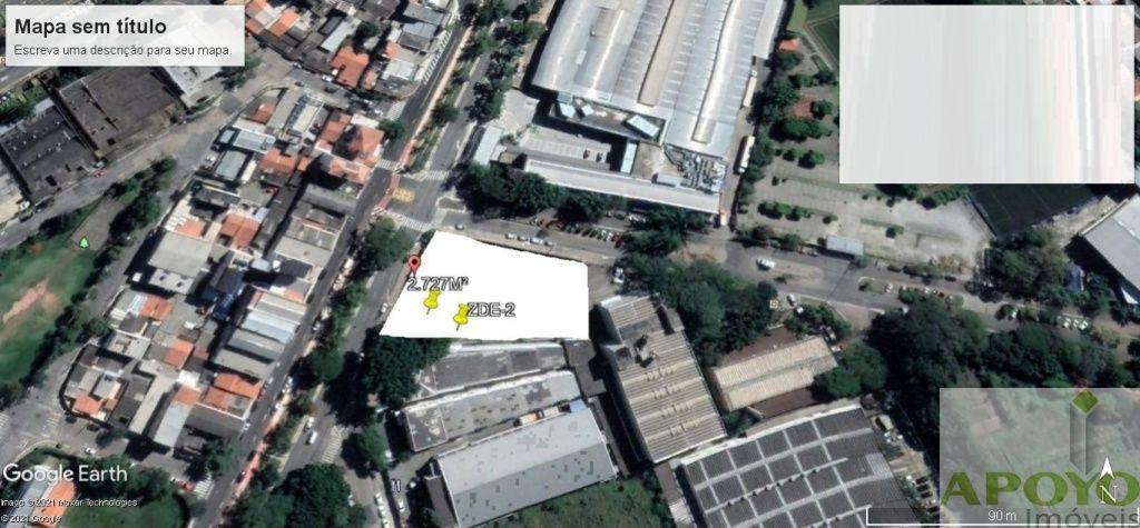 Área para Venda - Jardim Marajoara