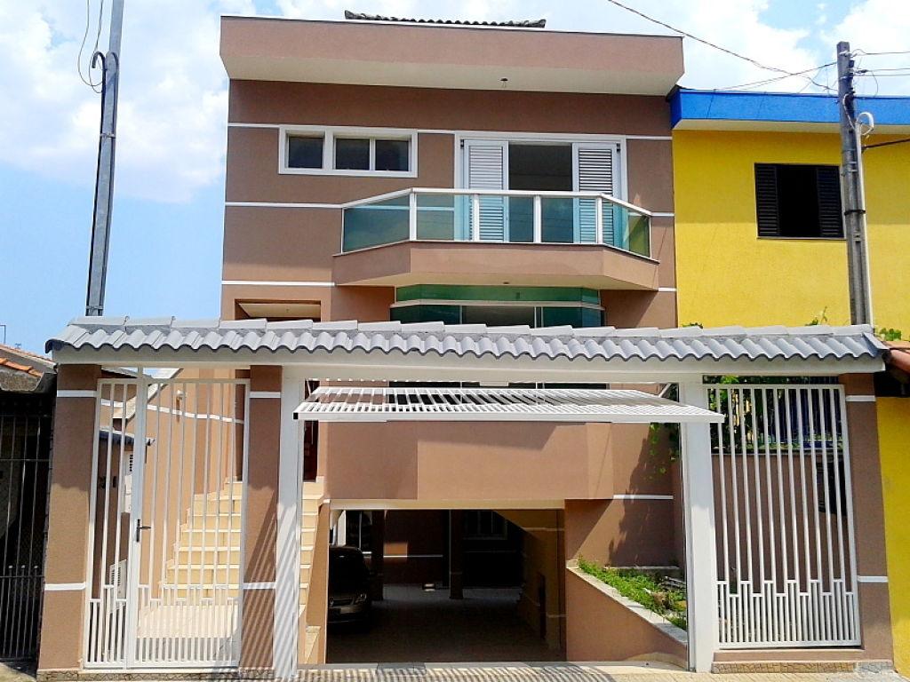 Sobrado para Venda - Vila Guaca