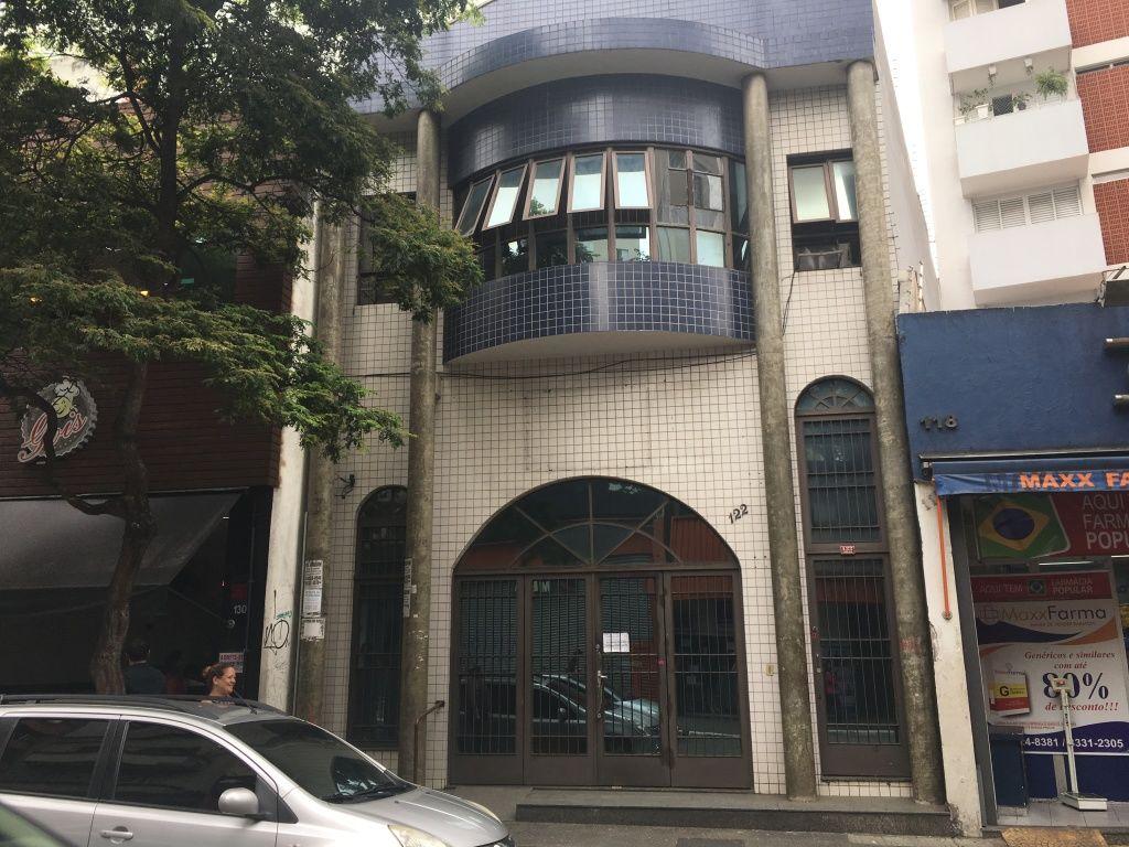 Prédio para Locação - Vila Buarque