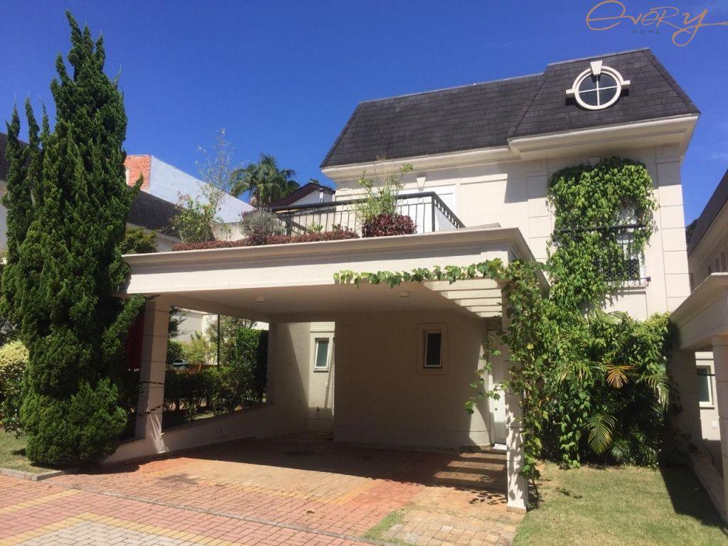 Casa De Condomínio para Locação - Chácara Monte Alegre