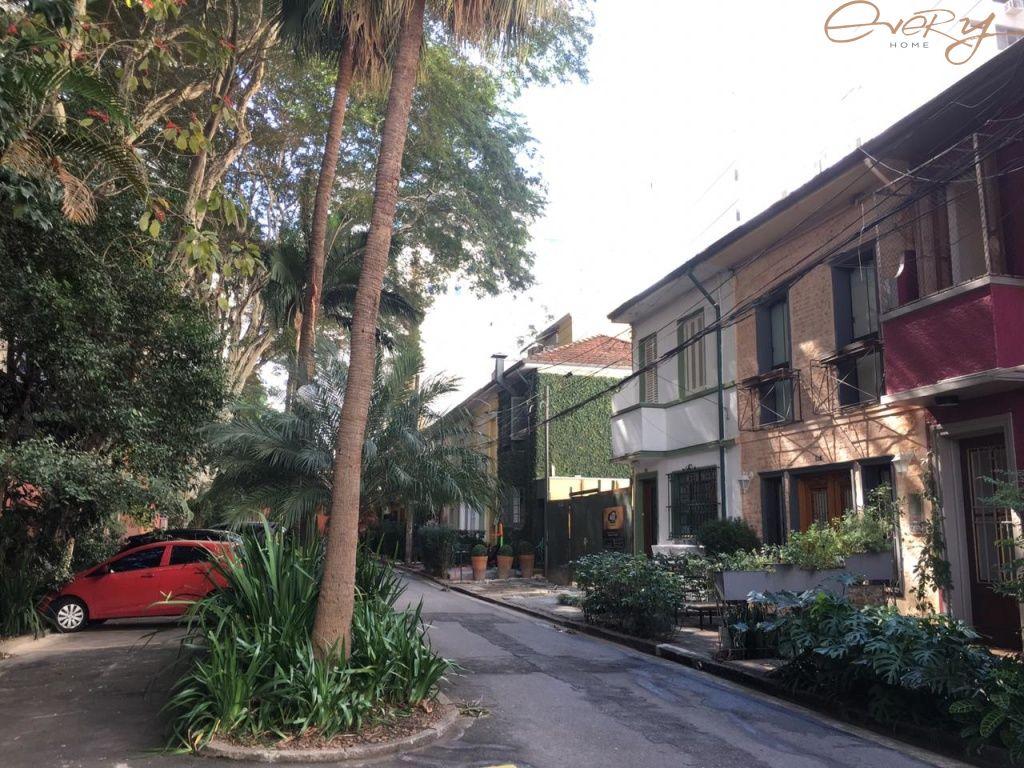 Casa De Vila para Locação - Cerqueira César