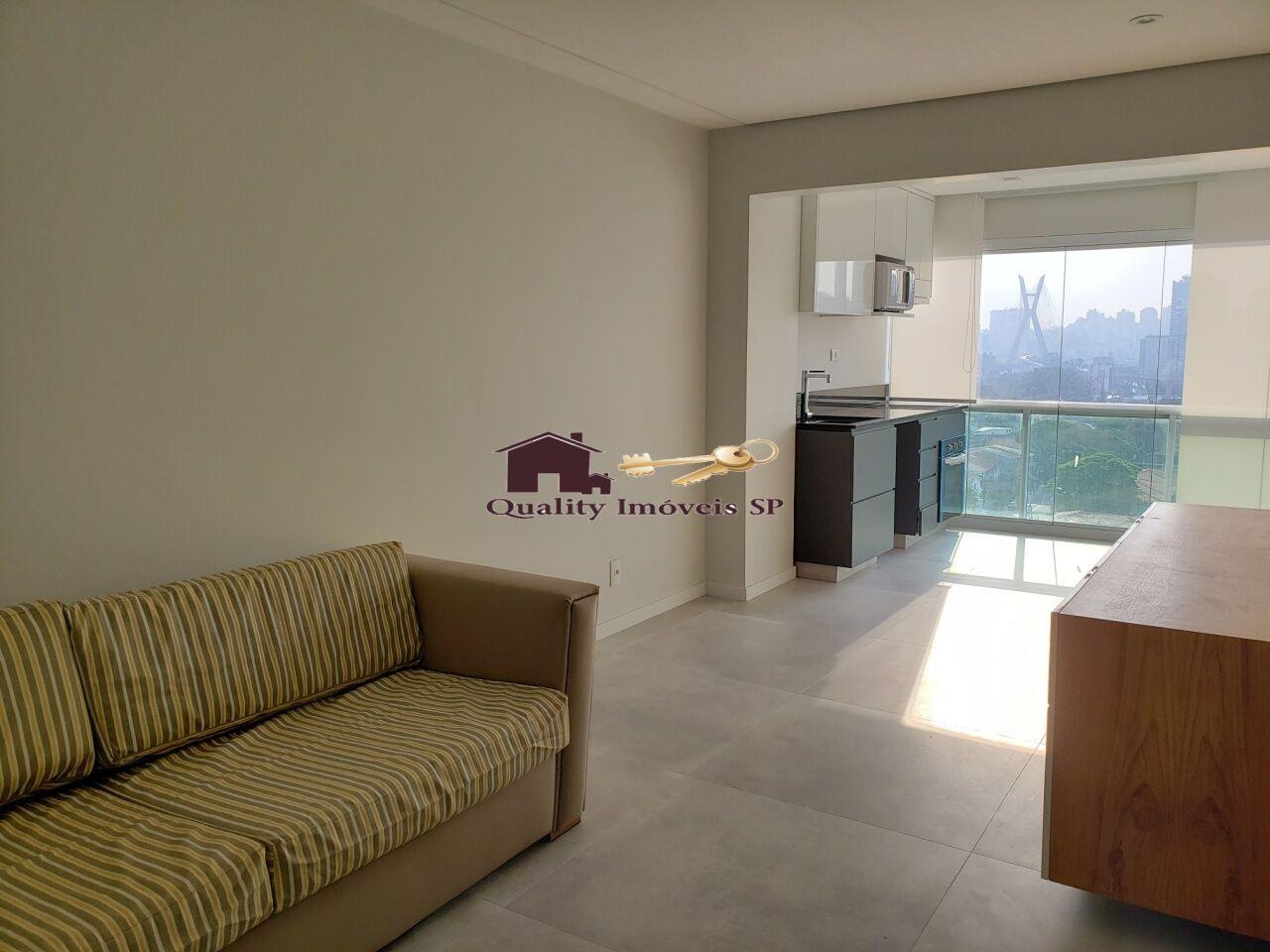Apartamento para Locação - Brooklin Paulista