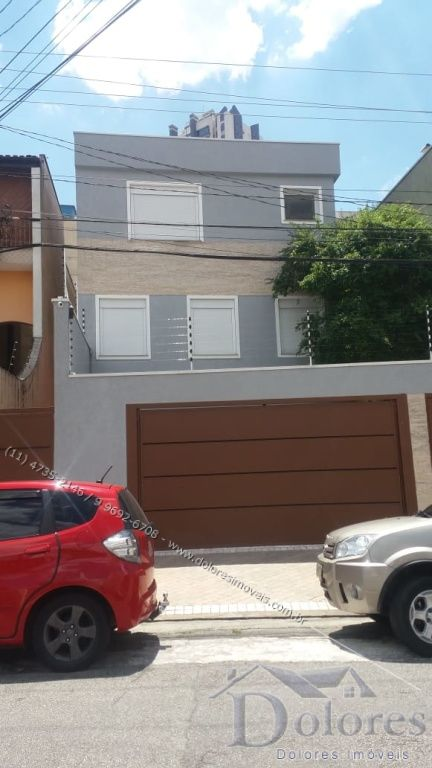 Sobrado para Venda - Chácara Santo Antônio (Zona Leste)