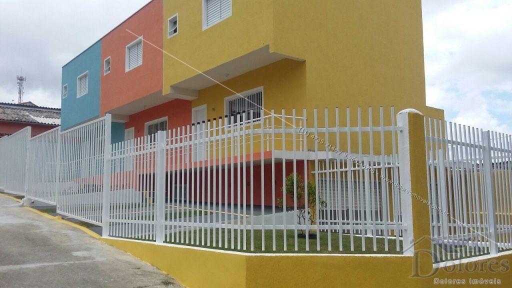 Casa Assobradada para Venda - Mogi Moderno