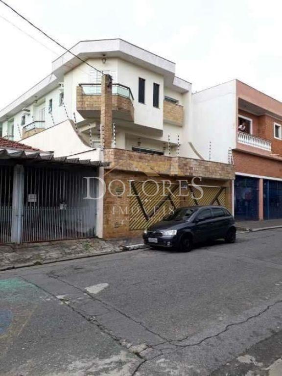 Casa Assobradada para Venda - Vila Rica