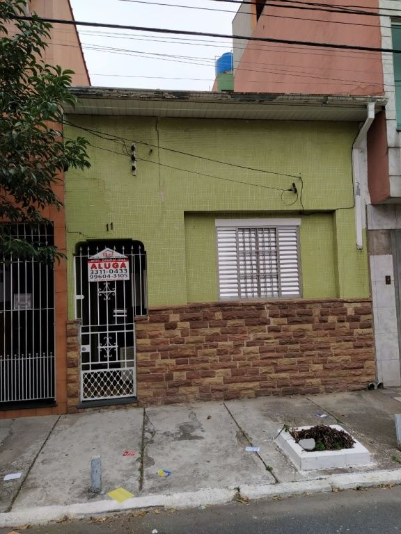 Casa Térrea para Locação - LUZ