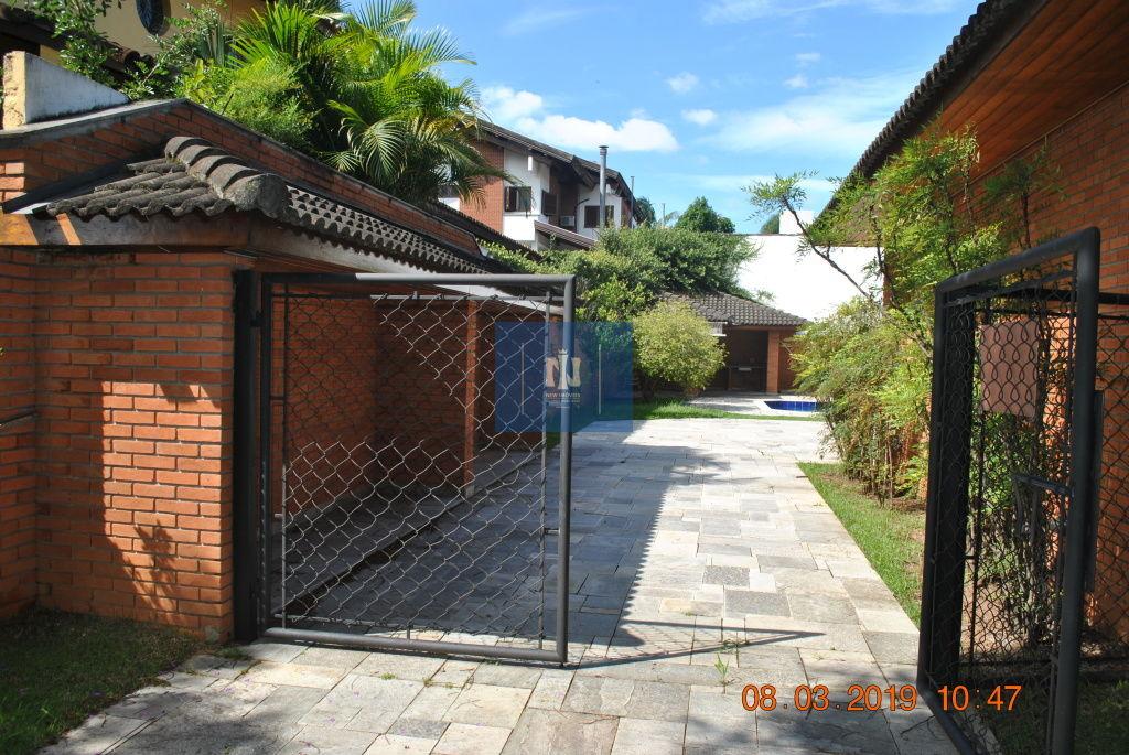 Casa Assobradada para Locação - Alphaville Residencial Dois