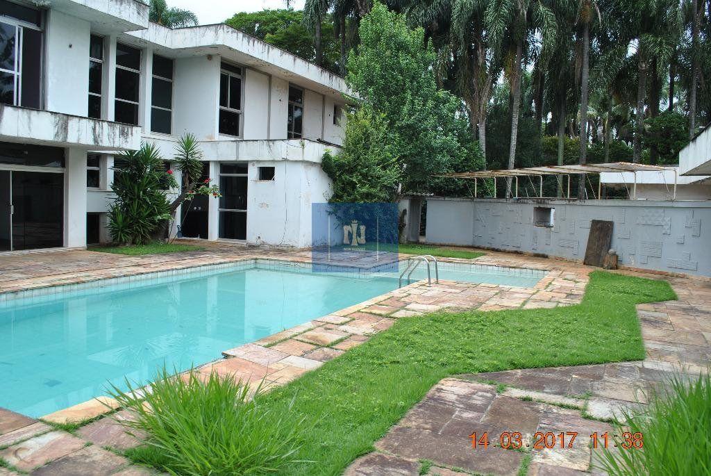 Casa Térrea para Locação - Alto de Pinheiros