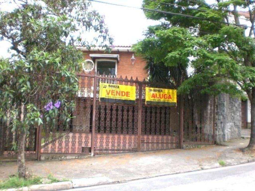 Casa Térrea para Venda - Tucuruvi