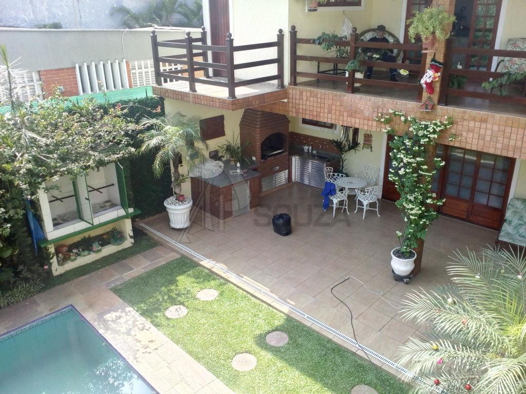 Sobrado para Venda - Jardim Leonor Mendes De Barros