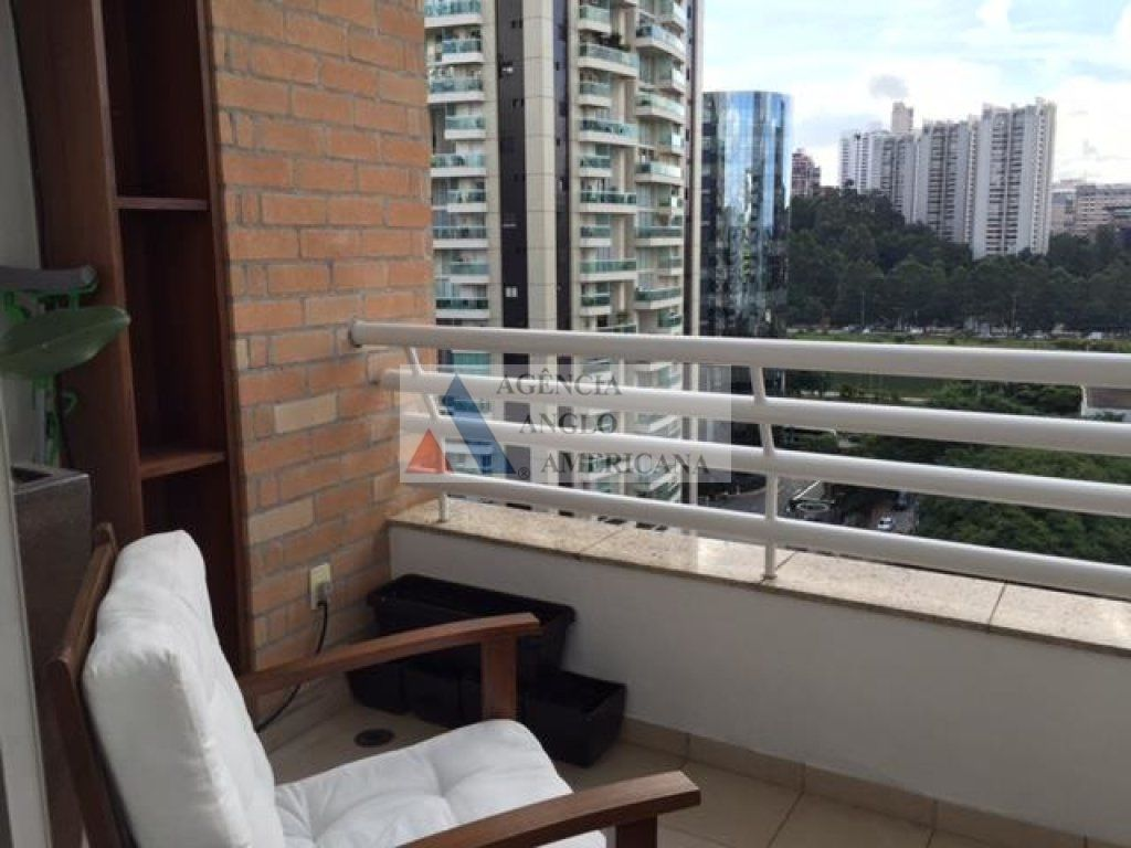 Duplex para Locação - Brooklin Paulista
