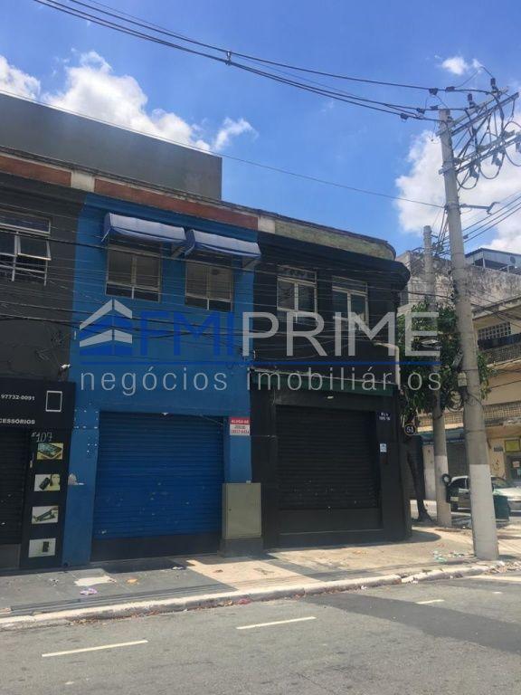 Casa Comercial  para Locação - Bom Retiro