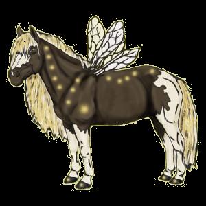 Pegasus Andalusiër Cremello