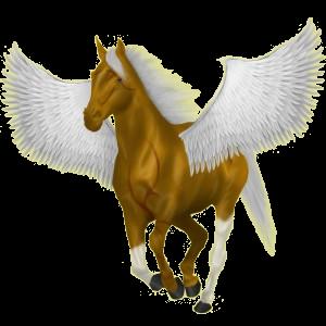 Pegasus Andalusiër Palomino