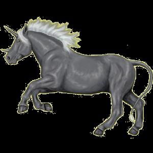 Rijpaard-eenhoorn Mustang Kastanje deken