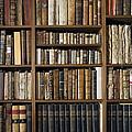 de verlaten bibliotheek