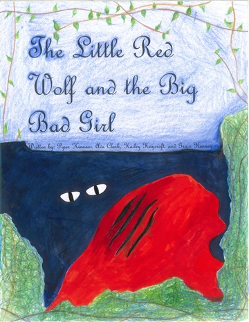 Little Red Wolf and the Big Bad Girl by Studio9 School of the Arts
