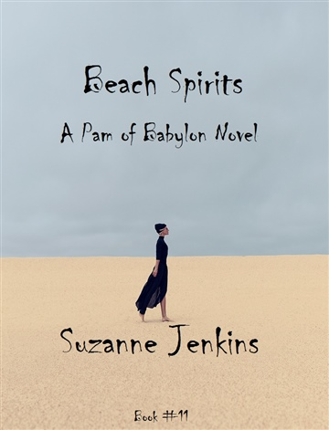 Suzanne Jenkins : Beach Spirits: Pam of Babylon #11 An Excerpt