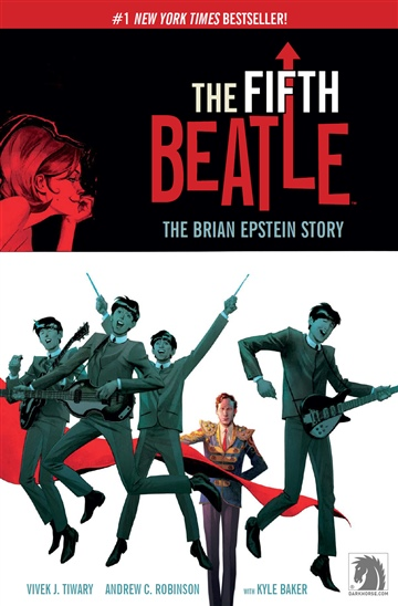 Vivek J. Tiwary : The Fifth Beatle (excerpt)
