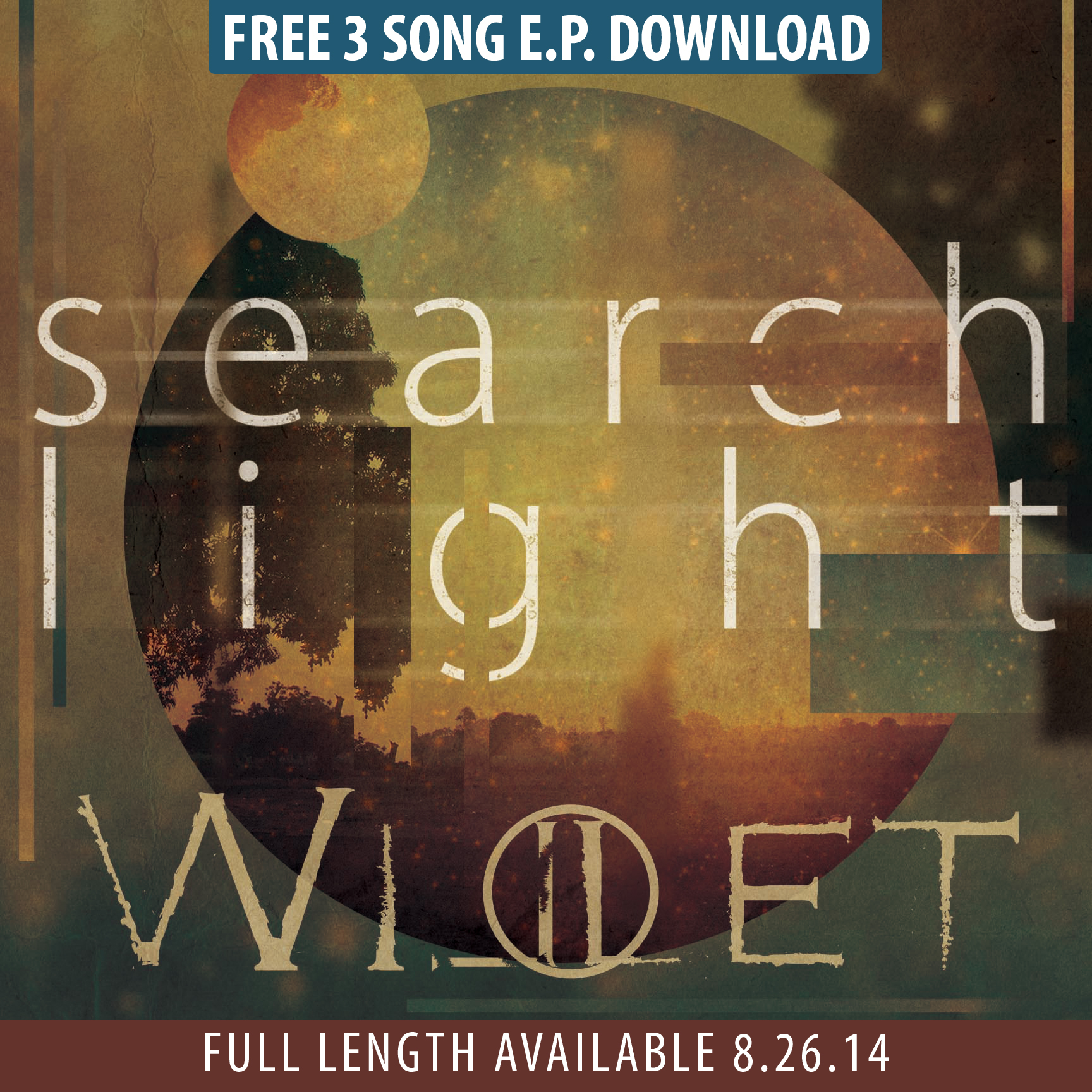 Searchlight E.P.  by WILLET
