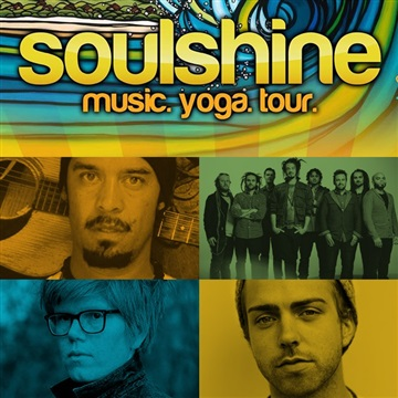 Soulshine : Soulshine EP (featuring Michael Franti and SOJA)