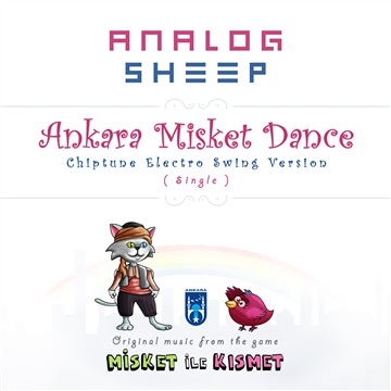 Analog Sheep : Ankara Misket Dance (Chiptune Electro Swing Version)