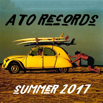 ATO Records : ATO Summer Sampler 2017