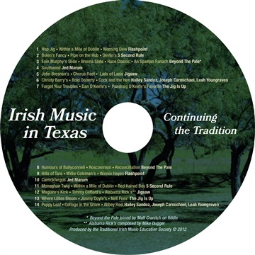 Flashpoint : Irish Music in Texas