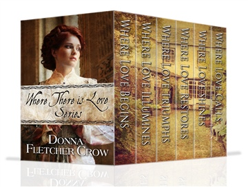 Where There is Love, boxed set by Donna Fletcher Crow