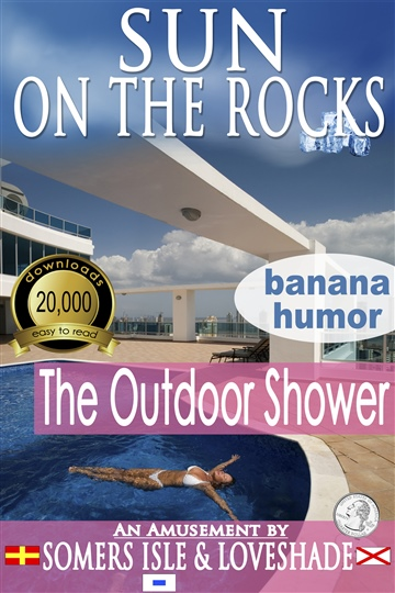 Somers Isle & Loveshade : Sun on the Rocks - The Outdoor Shower