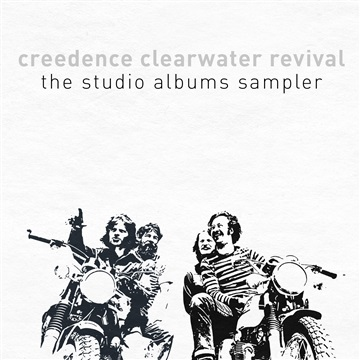 Creedence Clearwater Revival : The Studio Albums Sampler