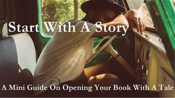 Start With A Story by Kingston Temanu