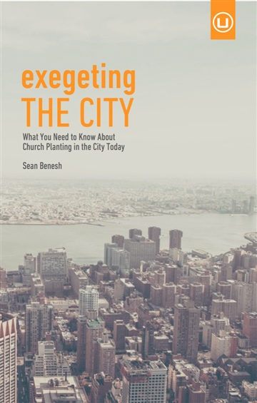 Sean Benesh : Exegeting the City