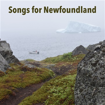 Songs for Newfoundland by Robert Alexander