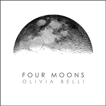 """Four Moons""  by Olivia Belli"