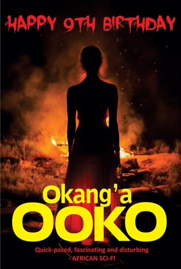 Happy 9th Birthday by Okang'a Ooko