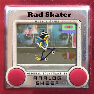 Rad Skater Apocalypse (Original Soundtrack) by Analog Sheep