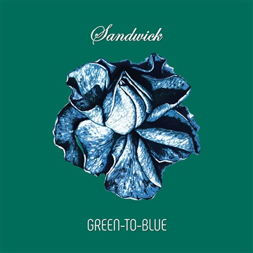 Green-To-Blue by Sandwick
