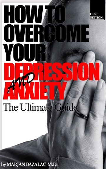 Amaris Oppenheim : How To Overcome Your Depression And Anxiety: The Ultimate Guide (Depression Free Life)