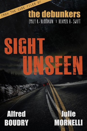 Sight Unseen (Excerpt) by Julie Mornelli