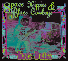 Space Hippies & Blues Cowboys by Lazy Daisy