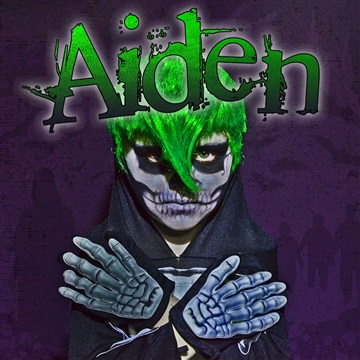 Self Titled by Aiden