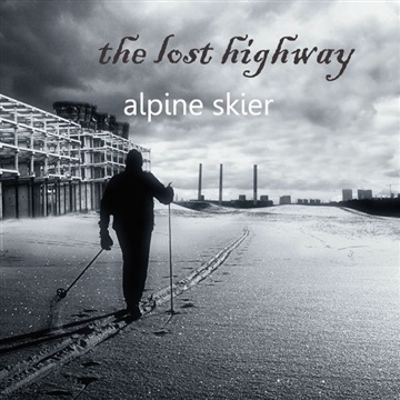 Alpine Skier by The Lost Highway